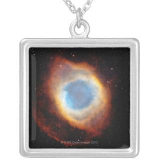 Nebulosa de la hélice colgante cuadrado