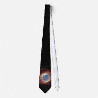 Nebulosa de la hélice corbata personalizada