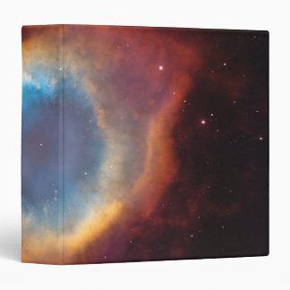 """Nebulosa de la hélice de Hubble Carpeta 1 1/2"""""""