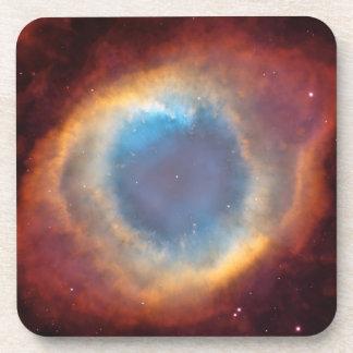 Nebulosa de la hélice de Hubble Posavasos De Bebidas