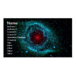 Nebulosa de la hélice de NASAs Tarjetas De Visita