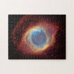 Nebulosa de la hélice puzzle con fotos