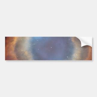 Nebulosa de la hélice según lo visto por Hubble y