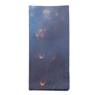 Nebulosa de la hélice servilletas de papel