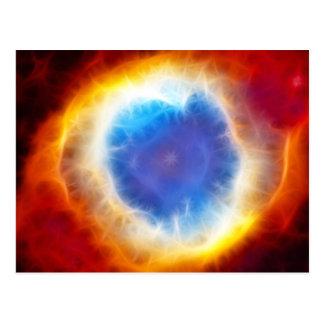 Nebulosa de la hélice postal
