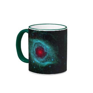 Nebulosa de la hélice tazas