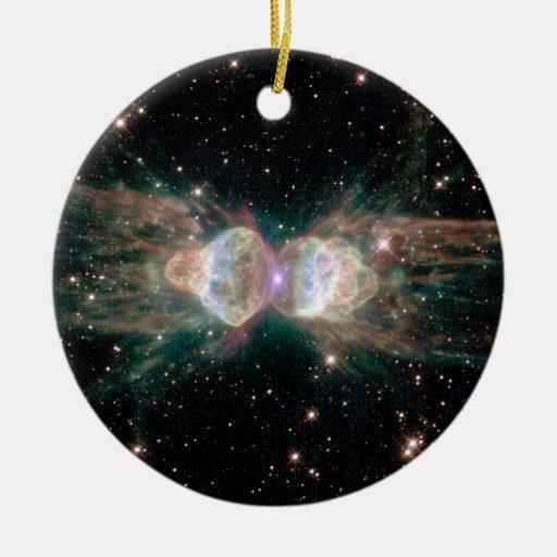 Nebulosa de la hormiga de NASAs Adornos De Navidad