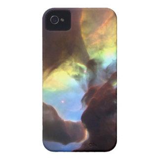 Nebulosa de la laguna iPhone 4 cárcasa