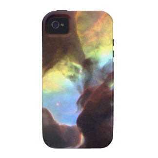 Nebulosa de la laguna iPhone 4 fundas