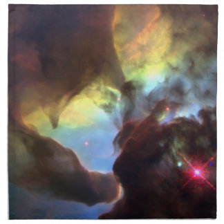 Nebulosa de la laguna servilleta