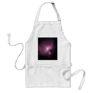 Nebulosa de la llama delantales