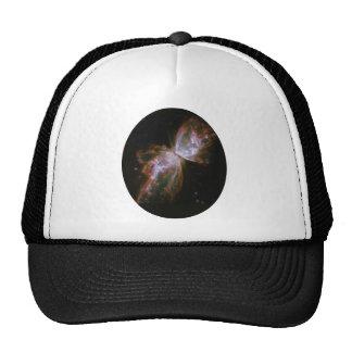 Nebulosa de la mariposa de NGC 6302 Gorros