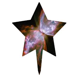Nebulosa de la mariposa/del insecto (telescopio de decoraciones de tartas