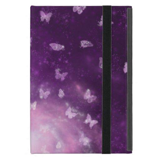 Nebulosa de la mariposa iPad mini cárcasas