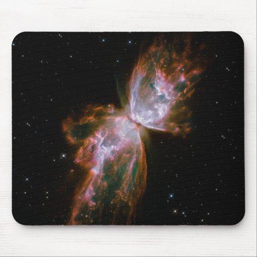 Nebulosa de la mariposa tapete de ratón