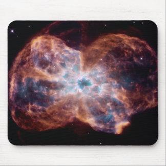 Nebulosa de la pajarita tapete de ratones