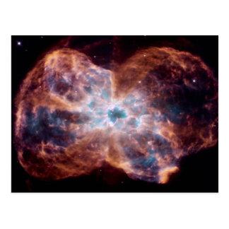 Nebulosa de la pajarita postal