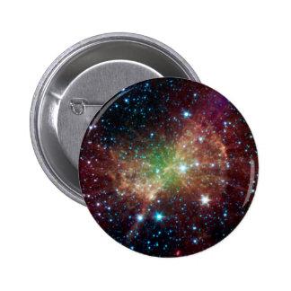 Nebulosa de la pesa de gimnasia pin