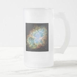 Nebulosa de M1-Crab una idea del regalo de la cien Tazas