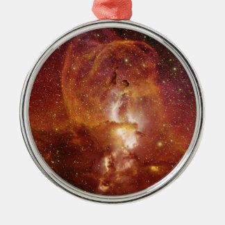 Nebulosa de menor importancia NGC 3582 en el sagit Adorno Para Reyes