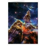 Nebulosa de NASAs Carina Felicitaciones