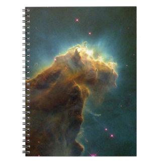 Nebulosa de NASAs Eagle Libretas
