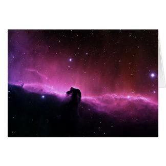 Nebulosa de NASAs Horsehead Tarjetas