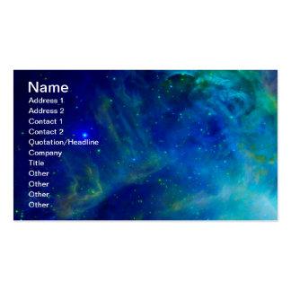 Nebulosa de NASAs Orión Tarjetas De Visita