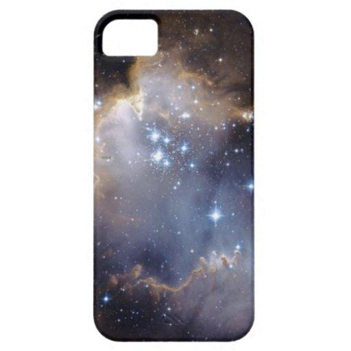 Nebulosa de NGC 602 iPhone 5 Cobertura