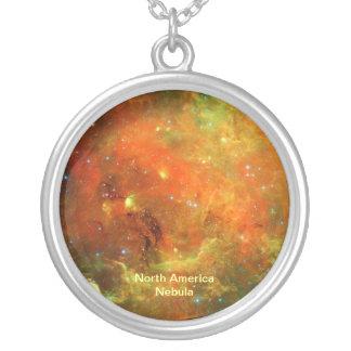 Nebulosa de Norteamérica Collares Personalizados
