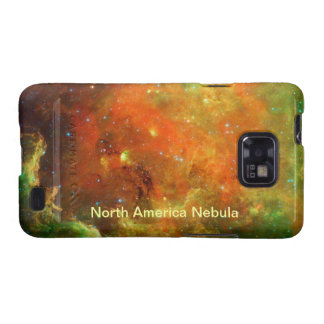 Nebulosa de Norteamérica Galaxy SII Carcasas