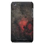 Nebulosa de Norteamérica y nebulosa del pelícano iPod Case-Mate Coberturas