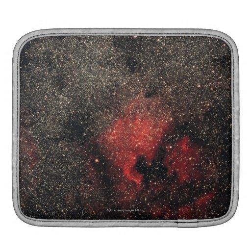 Nebulosa de Norteamérica y nebulosa del pelícano Manga De iPad