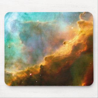 Nebulosa de Omega del cisne M17 Alfombrillas De Ratón