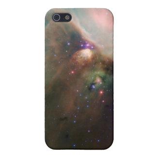 Nebulosa de Ophiuchi de rho iPhone 5 Cárcasas