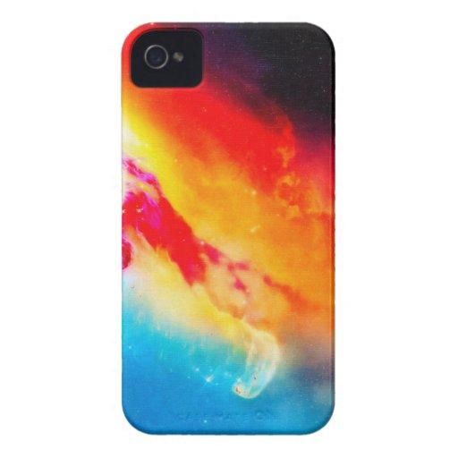 Nebulosa de Orcus Case-Mate iPhone 4 Carcasa