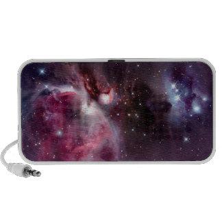 Nebulosa de Orión Notebook Altavoz