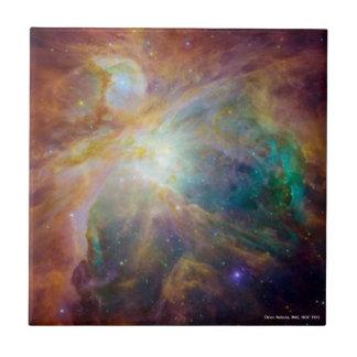 Nebulosa de Orión Azulejos