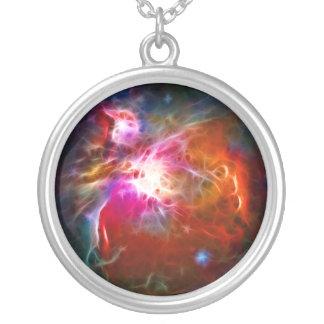 Nebulosa de Orión Collar Plateado