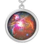 Nebulosa de Orión Collares Personalizados