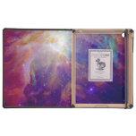 Nebulosa de Orión en espacio iPad Cobertura