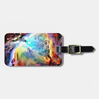 Nebulosa de Orión Etiquetas Maletas
