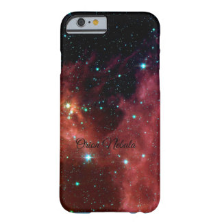Nebulosa de Orión Funda De iPhone 6 Barely There