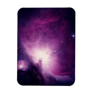 Nebulosa de Orión Imán De Vinilo