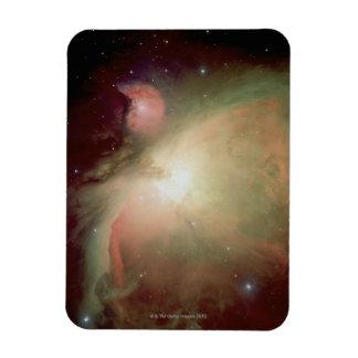 Nebulosa de Orión Imán Rectangular