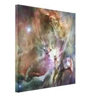 Nebulosa de Orión Impresion En Lona