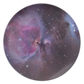 Nebulosa de Orión Plato De Comida