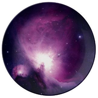 Nebulosa de Orión Platos De Cerámica