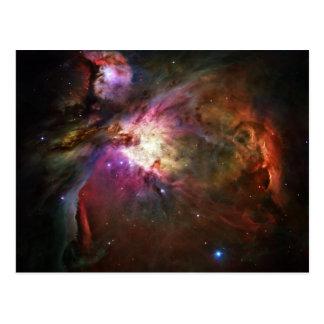 Nebulosa de Orión Postal