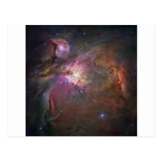 Nebulosa de Orión Postales